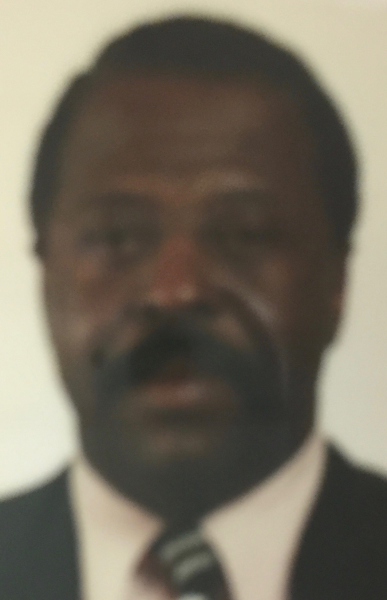 Hubert Robinson Sept77