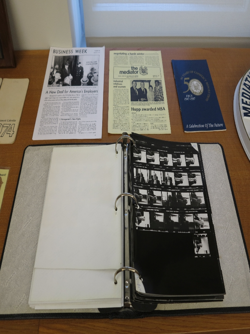 Bus Week, the mediator, 50th brochure, Photos Friends Collection