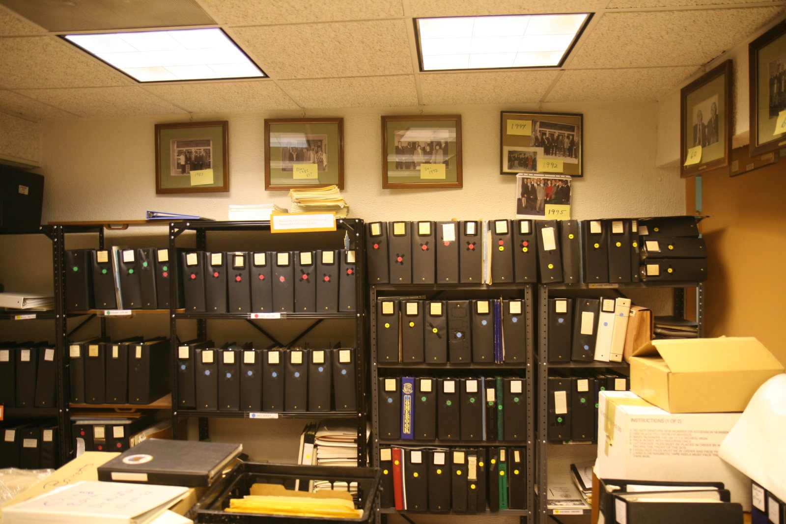 View of Archive 5
