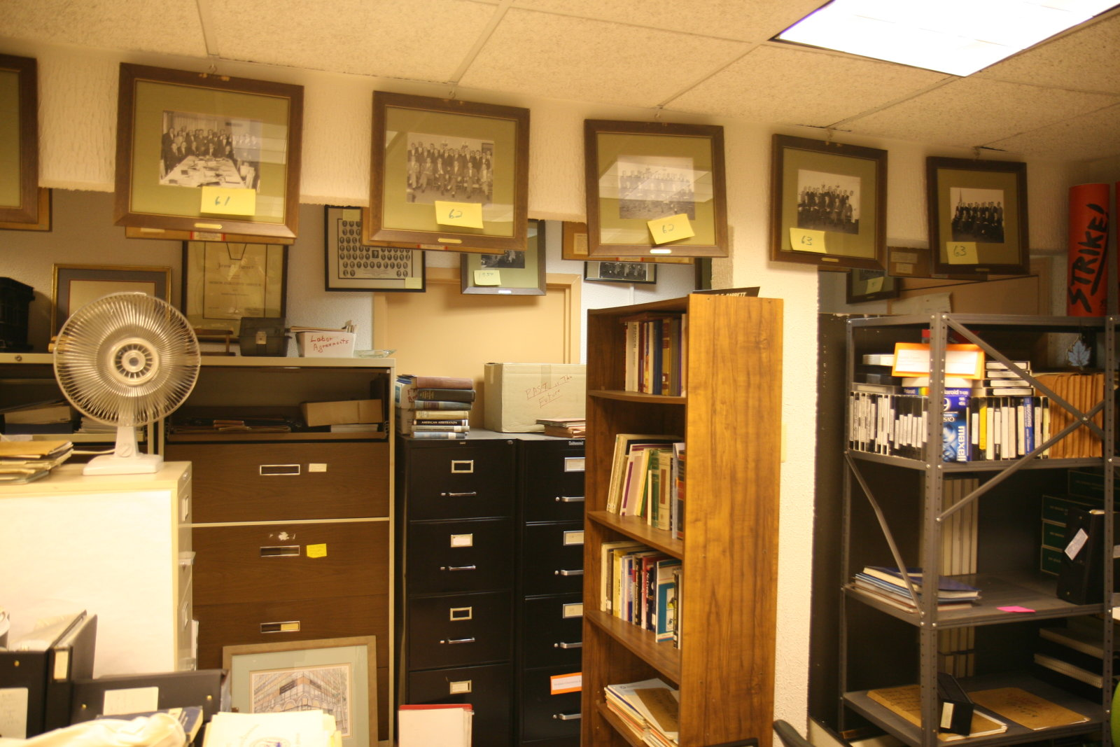 View of Archive 7