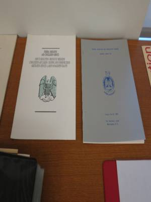 2 Annual Reports Friends Collection
