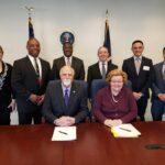 2020 FMCS/EEOC Signing Ceremony